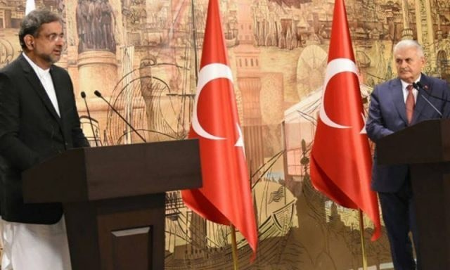 Pakistan's free trade agreement talks with Turkey nearing collapse