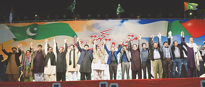 While voters believed that the MQM-P Unity Rally in Hyderabad, in December 2017, was to reignite support, it was organised for internal consumption to dispel the idea that there was an ongoing tiff in the leadership | MQM-P