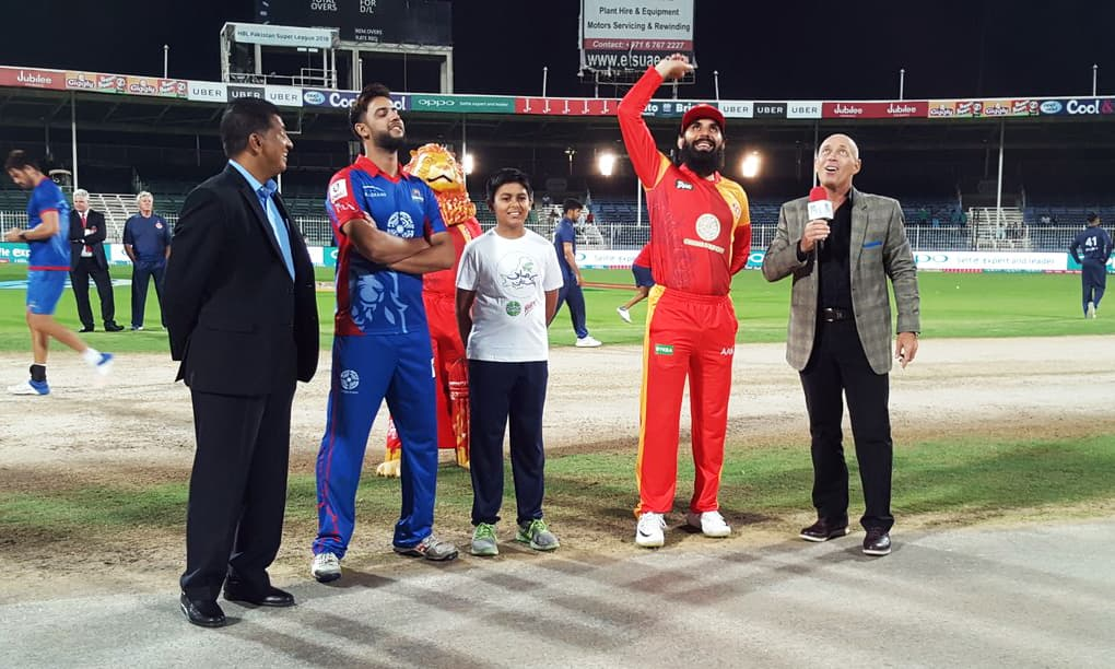 Blistering Islamabad United end Karachi Kings winning streak in PSL 3