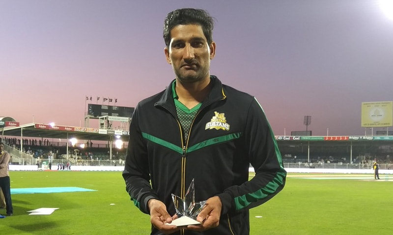 Sohail Tanvir at a loss over his continued absence from Pakistan's T20 squads