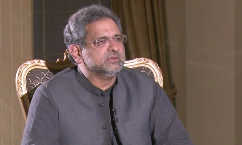 Don't see justice being delivered in Nawaz Sharif's case: Prime Minister Abbasi