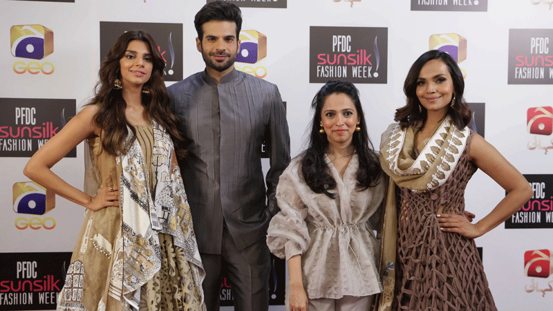 Nida Azwer was the highlight of a mixed show on Day 2 of the PFDC