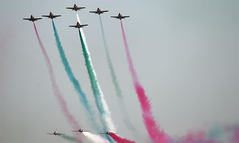 Flights to, from Islamabad to be disrupted as PAF jets rehearse for March 23 parade