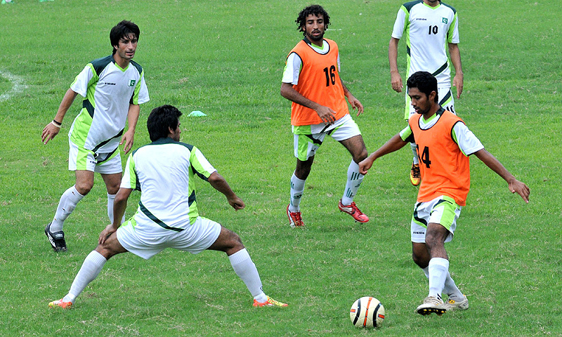 FIFA lifts suspension on Pakistan Football Federation