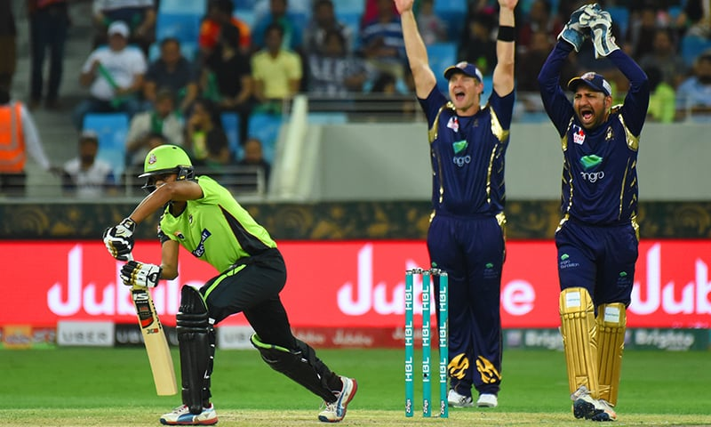Rivals pin hopes on a Lahore victory over Quetta as PSL play-offs race heats up