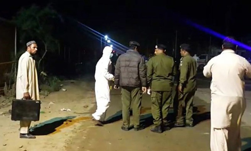 Nine martyred as Taliban target police in Lahore