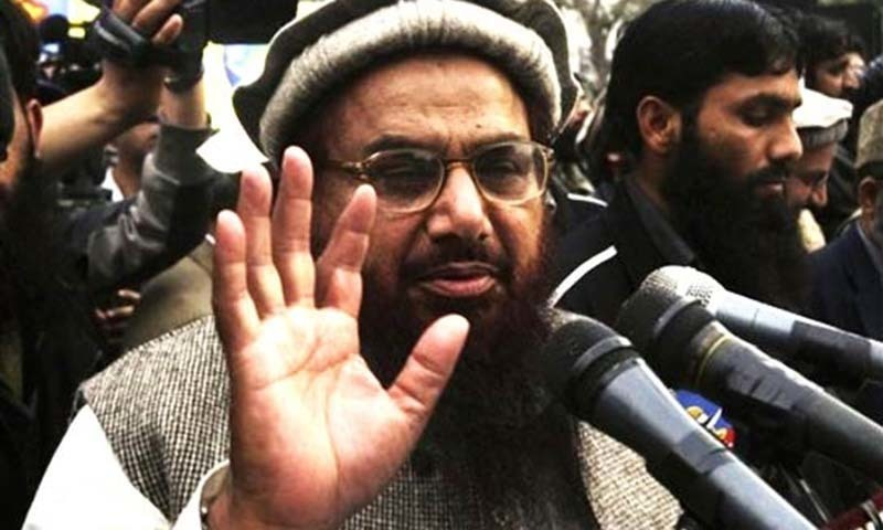 Hafiz Saeed moves court against ban on JuD, FIF