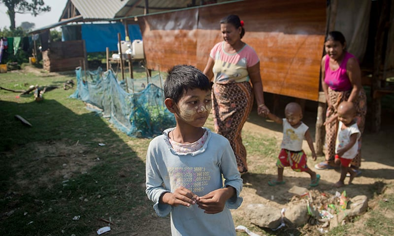 With Rohingya gone, Myanmar's ethnic Rakhine seek Muslim-free 'buffer zone'