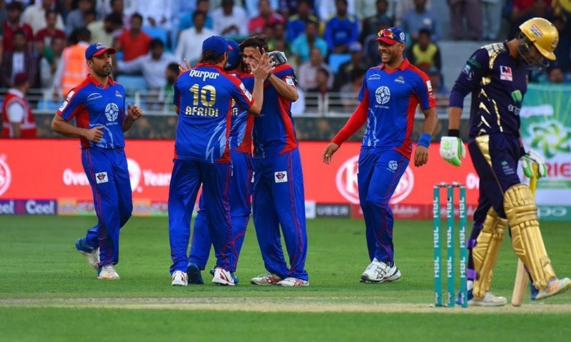 Not uncommon for Karachiites to root for other franchises and wish catastrophes of Qalandarian magnitude on the Kings. —PSL