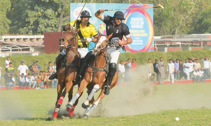 Master Paints/Rizvi's win Quaid Gold Cup Polo