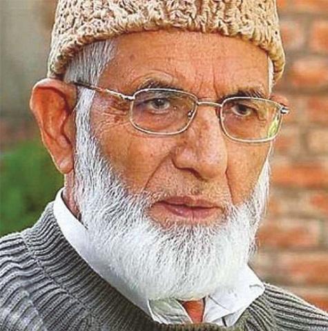 Geelani steps down as Tehreek-e-Hurriyat chairman