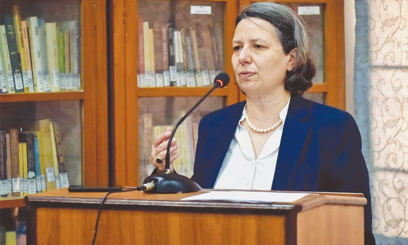 'The European Union is a friend of Pakistan'