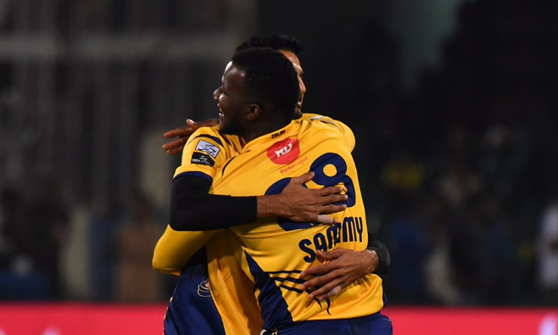 Peshawar Zalmi knock out Karachi Kings, qualify for PSL 2018 final