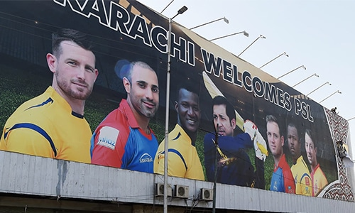 Guarded optimism: Karachi on alert for biggest cricket match in 9 years