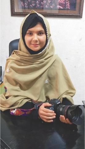 The young shutterbug from Hazara Town - Pakistan - DAWN COM