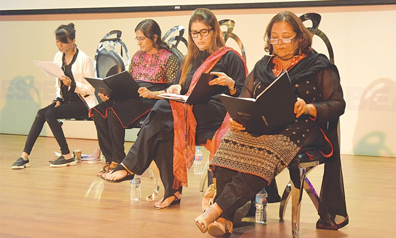 Swedish play on women's plight - Newspaper - DAWN COM