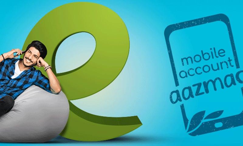 Telenor Microfinance bank brings added benefits to users via mobile accounts