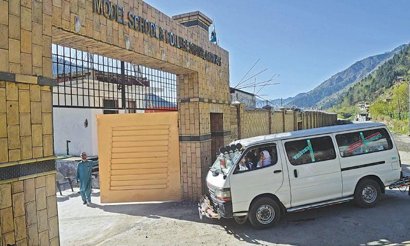 Fear haunts parents of pupils studying at school Malala built