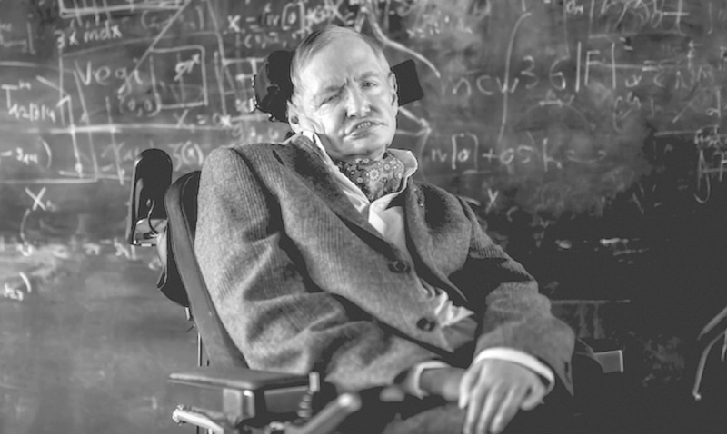 Eminent physicist and cosmologist Stephen Hawking