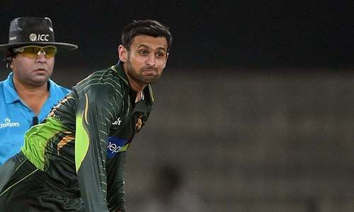 Pakistan have edge of home conditions in WI series: Shoaib Malik