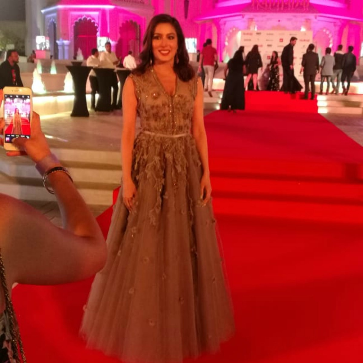 Mehwish Hayat in Amato Couture