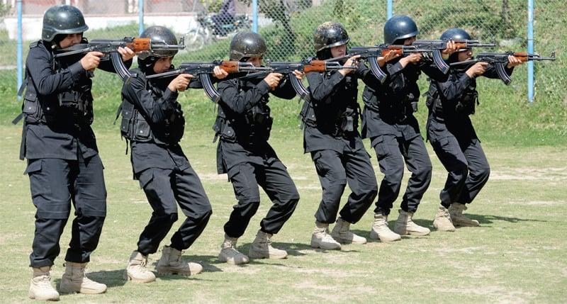 Training women in countering terrorism - Pakistan - DAWN COM