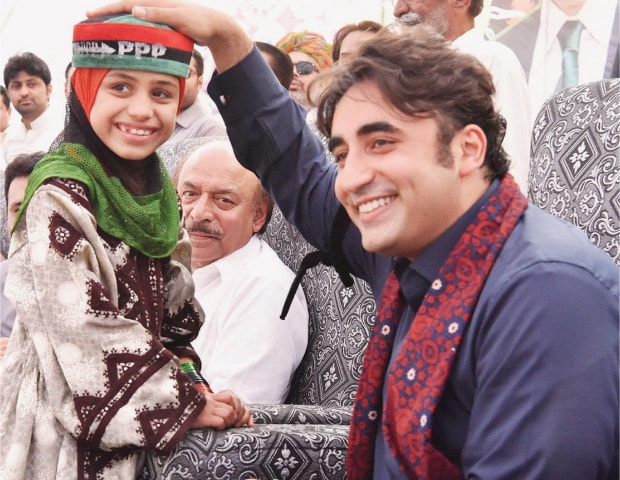 Gap between rich, poor increased due to PML-N policies: Bilawal Bhutto