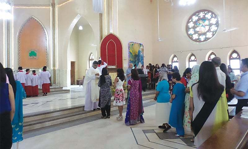 Salaries of Christian employees not disbursed on Easter