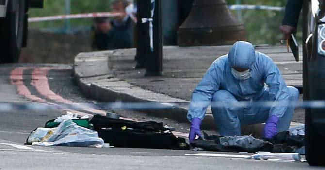 London murder rate overtakes New York as stabbings surge