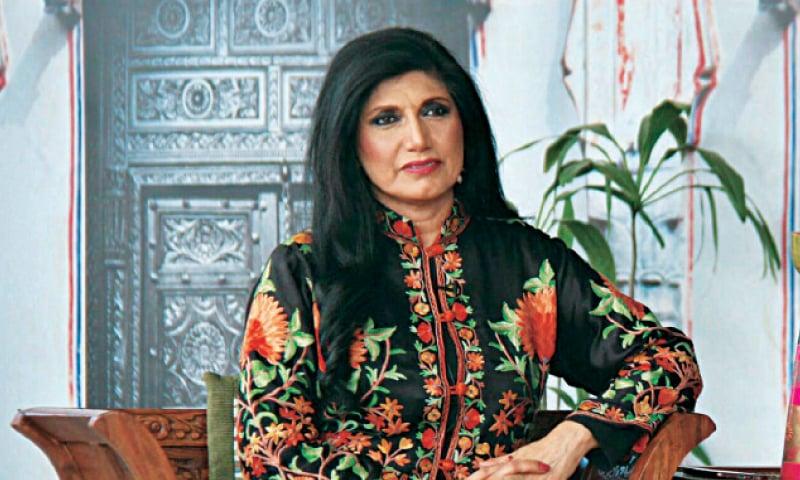 Dr Fouzia Saeed