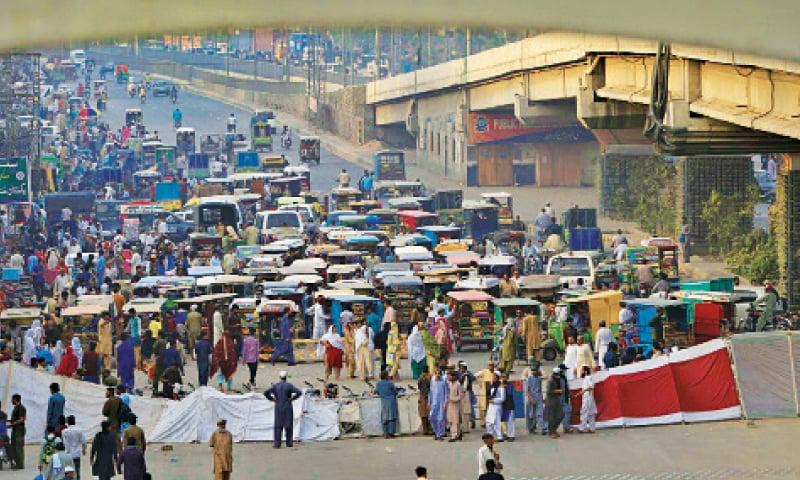 Both 'guarantors', govt seek 48 hours to enforce Faizabad agreement, claims TLP