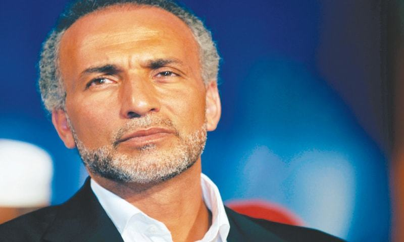 Islamic scholar Tariq Ramadan 'paid woman for silence'