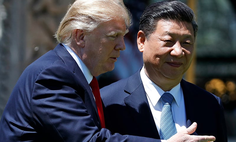 China hits back after Trump threatens $100 billion in tariffs