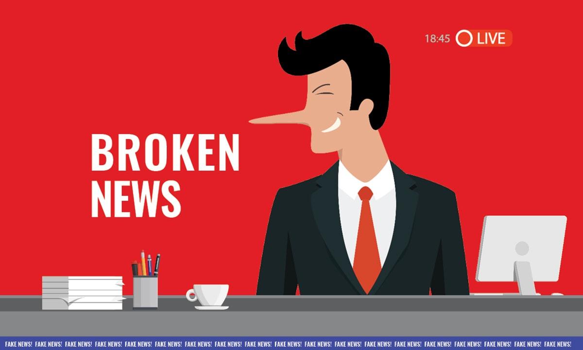 True or false: How fake news has taken over the media