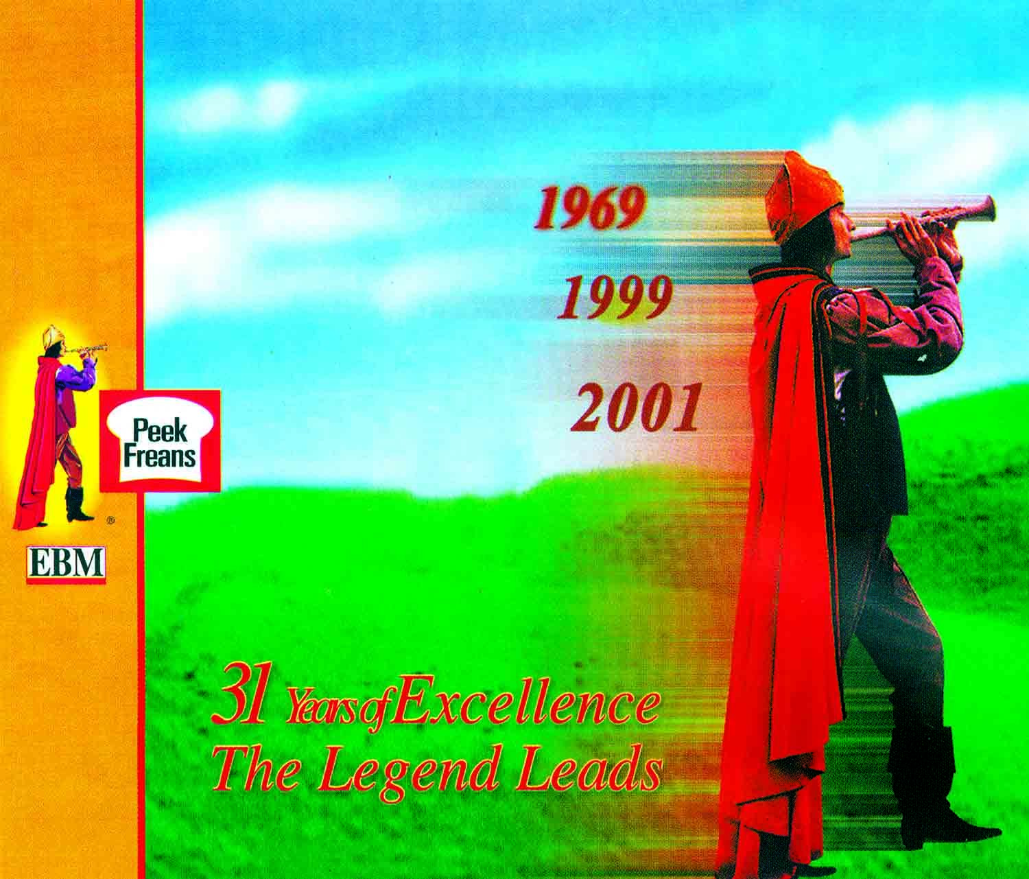 Strong copy and concepts defined Javed Jabbar's work; a testament to his genius is the fact that the Pied Piper he introduced to Peek Freans' communications in the seventies continues to appear on the packaging of the all the brands manufactured by English Biscuit Manufacturers.