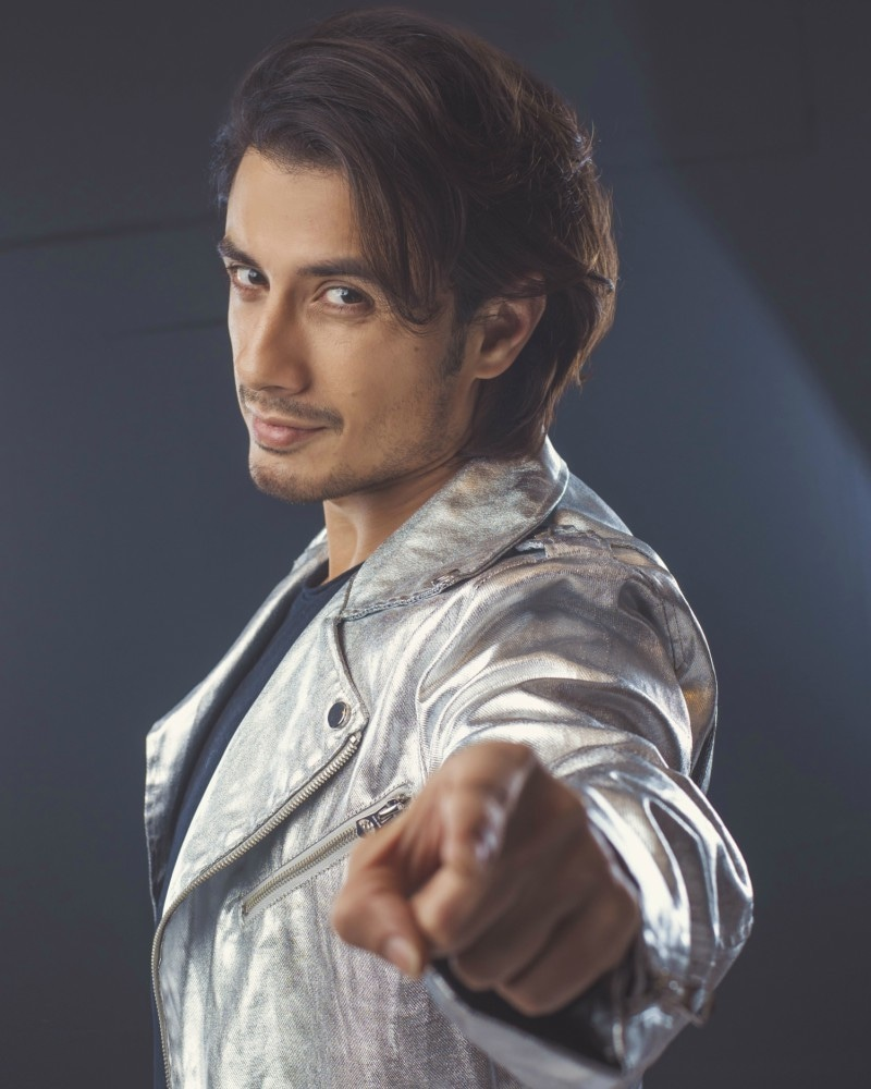 True to his word, Ali Zafar has timed Teefa's release such that it doesn't — Photo: Abdullah Harris