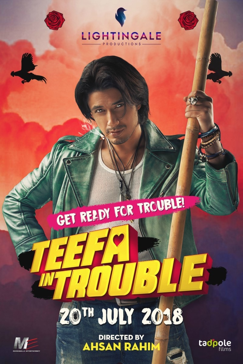 Ali Zafar as the titular Teefa