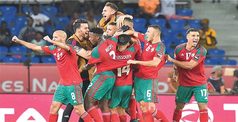 Morocco, the Atlas Lions