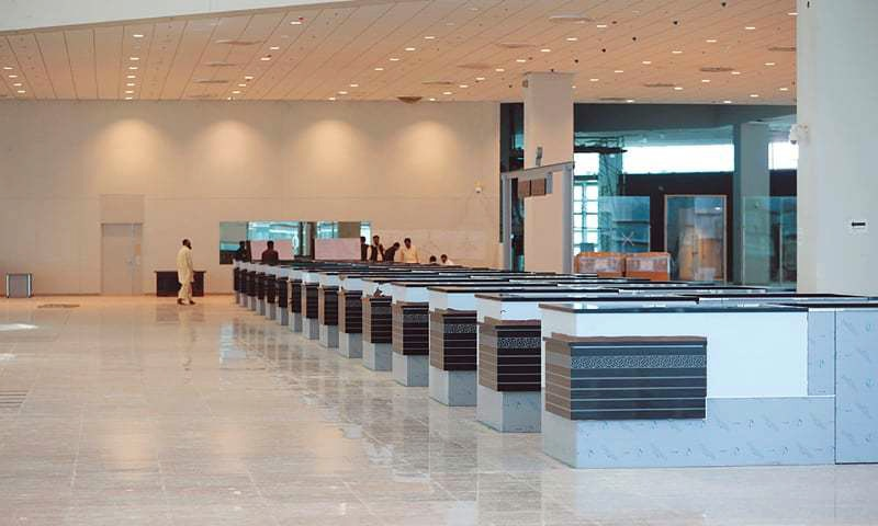 Islamabad airport set to open despite security concerns
