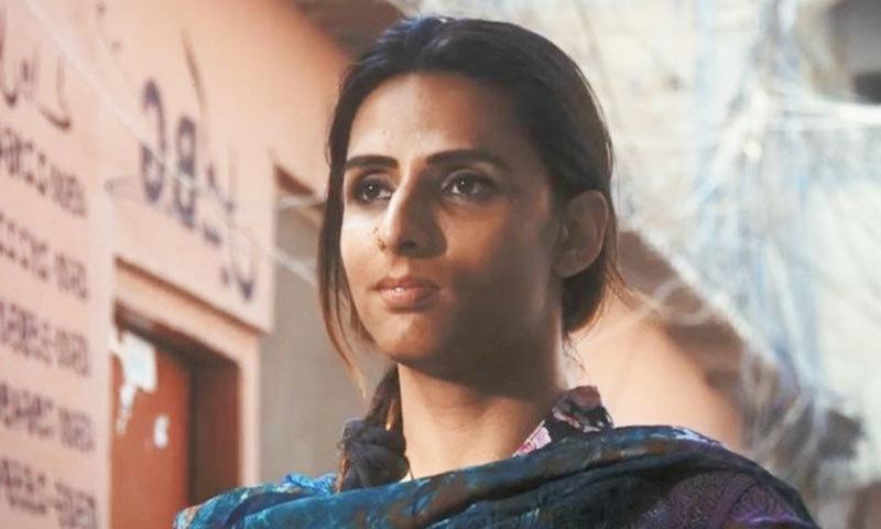 پاکستان کی پہلی مخنث اداکارہ کی فلم 'رانی'