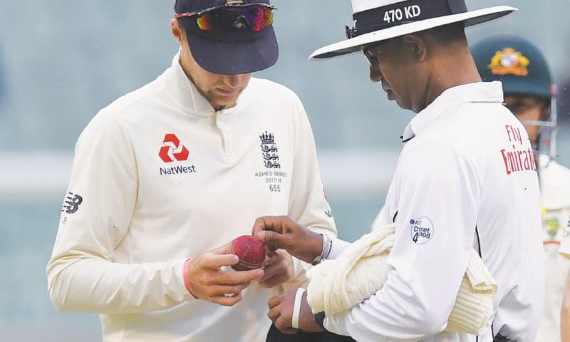 A case for 'natural' ball-tampering in cricket