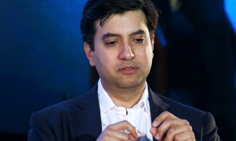 Ruckus in Senate over Ali Jahangir Siddiqui's appointment as envoy to the US