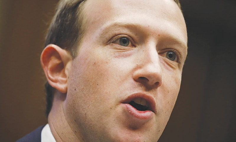 Zuckerberg vows to protect integrity of polls in 2018