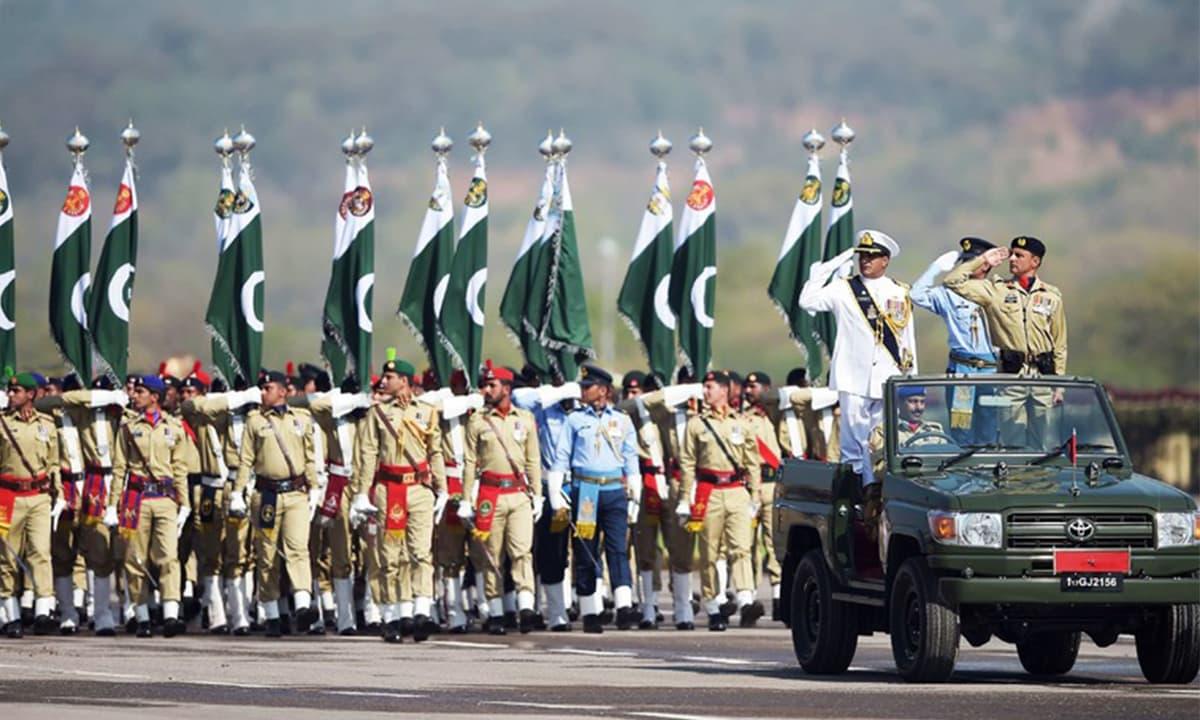 How parades showcase our unity, strength and discipline