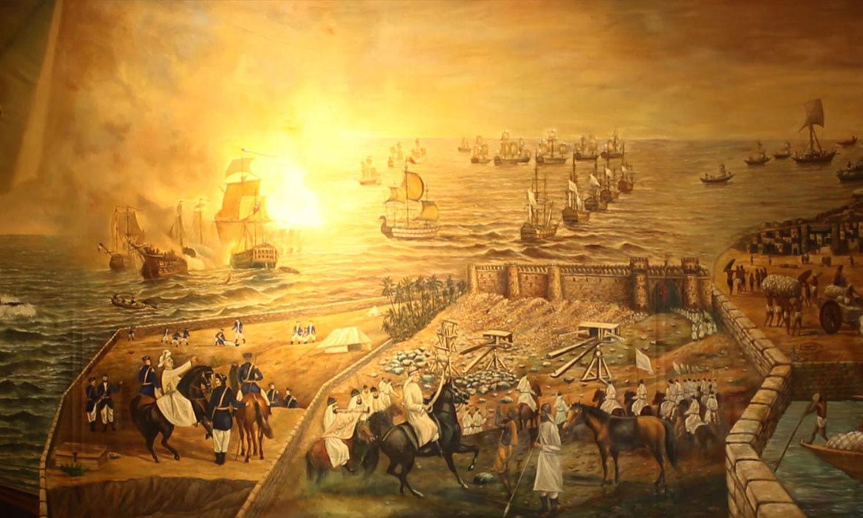 قدیم زمانوں میں جنگ لڑنے اور اسے جیتنے کی حکمت عملی بہت مختلف ہوا کرتی تھی,