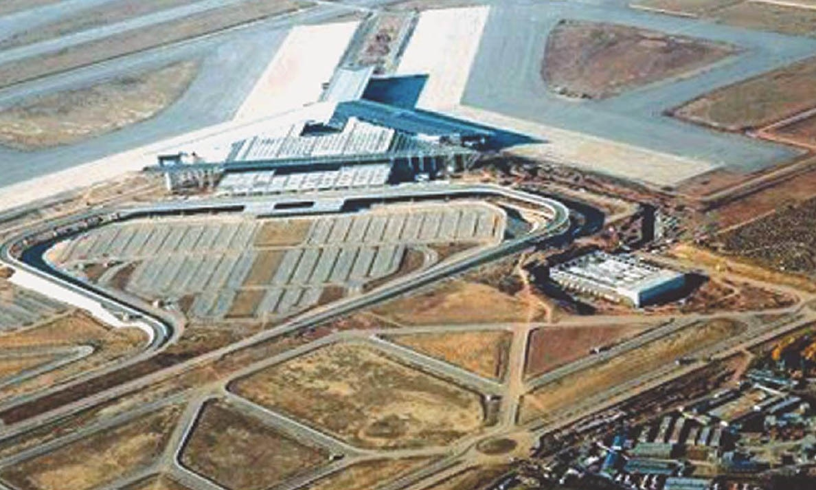 2 Chinese workers among 4 detained, drone shot down at new Islamabad airport amid confusion