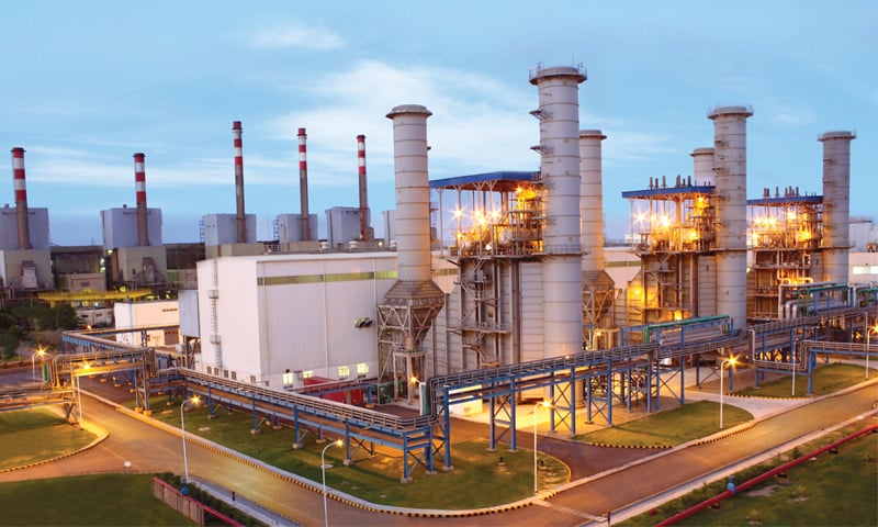 The Bin Qasim Power Station II is the plant that K-Electric says it is unable to operate due to lack of gas.