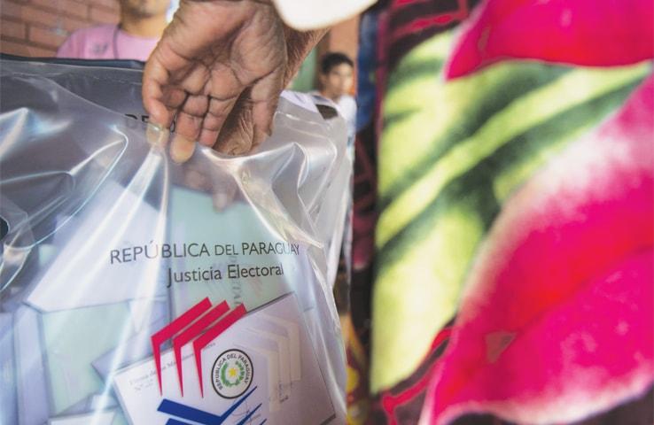 Paraguay: Mario Abdo Benitez wins presidential poll