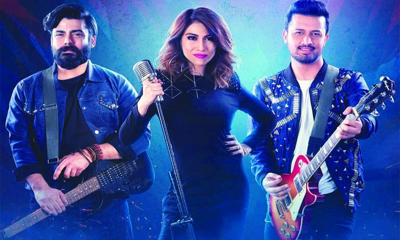 Fawad Khan, Meesha Shafi and Atif Aslam were on the panel of judges for the Pepsi Battle of the Bands in 2017. The show was aired on PTV in 2002, but discontinued after the first season. It was then revived last year. Although Pepsi was the pioneer in the genre of brand-sponsored musical reality shows back in 2002, since then, a host of brands have launched their branded music shows, including Coke Studio, Nescafé Basement and Strepsils Stereo, to promote the industry and provide exposure to new talent.