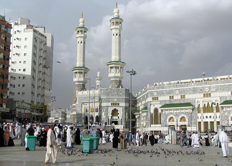 مسجدالحرام—تصویر عبیداللہ کیہر